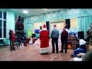 НГ в школе Дед Мороз💕