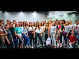 08.10.17 Мастер-класс от Kotex и Юлианы Бухольц в PROТАНЦЫ