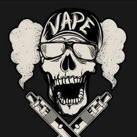 Логотип VAPE / ВЕЙП - Барахолка (Хабаровск)
