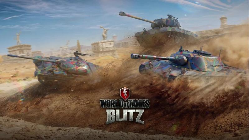 World of Tanks Blitz | Пытаемся тащить №30