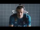 Игроки Реал Мадрид в рекламе наушников Adidas   27.09.2017