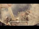 Якисоба с телятиной в соусе Терияки