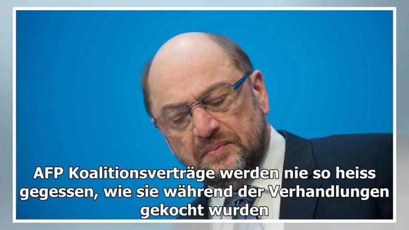 Martin Schulz -SPD-- Aufstieg und Fall eines Politik-Träumers