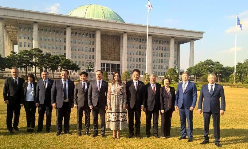 Южной Корее предложено проинвестировать ряд проектов вХабаровском крае