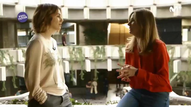 Видео со съемок Время после (Tiempo después')