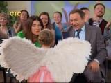 - Папа у меня правда самые красивые крылья...