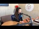 Марія Яремчук у ранковому ефірі Люкс ФМ
