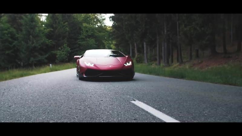 Lamborghini HURACAN drift