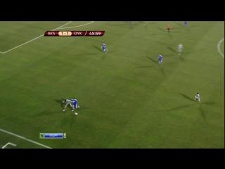 425 EL-2010/2011 Beşiktaş - Dinamo Kiev 1:4 (17.02.2011) FULL
