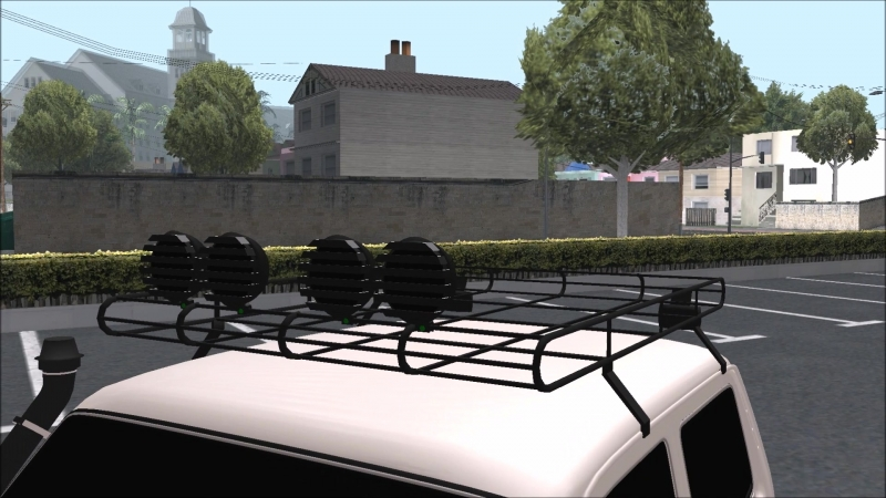 Нива в обвесе на Чисто По Земле=[Русский сервер] GTA|MTA 2.0
