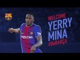 Йерри Мина 2018 | Добро пожаловать в Барселону!