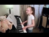 Вите Надо Выйти (кавер от 8-летней девочки)
