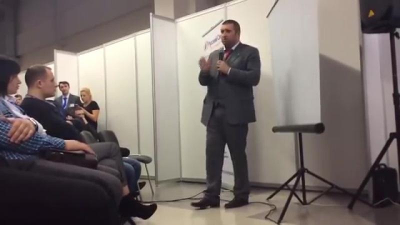 Дмитрий Потапенко о Energy Diet
