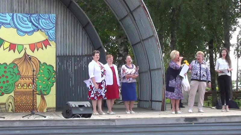 Открытие праздника в с. Бабушкино