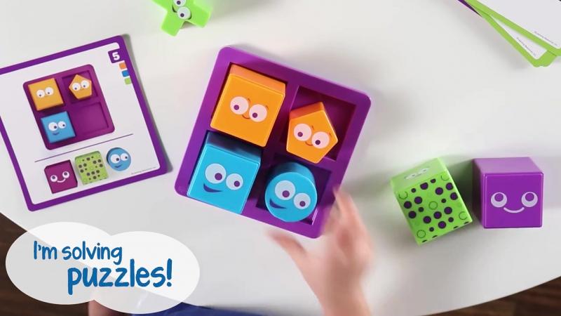 Развивающая игра Ментал блокс. НЕпростая логика » Freewka.com - Смотреть онлайн в хорощем качестве