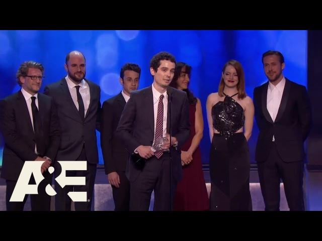 La La Land Wins Best Picture | 22nd Annual Critics' Choice Awards | AE