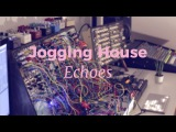 Jogging House - Echoes l Ambient Eurorack Live Jam with Monome & Pedals