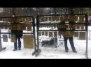 Небесная высь В парке Сокольках 28 01 2016