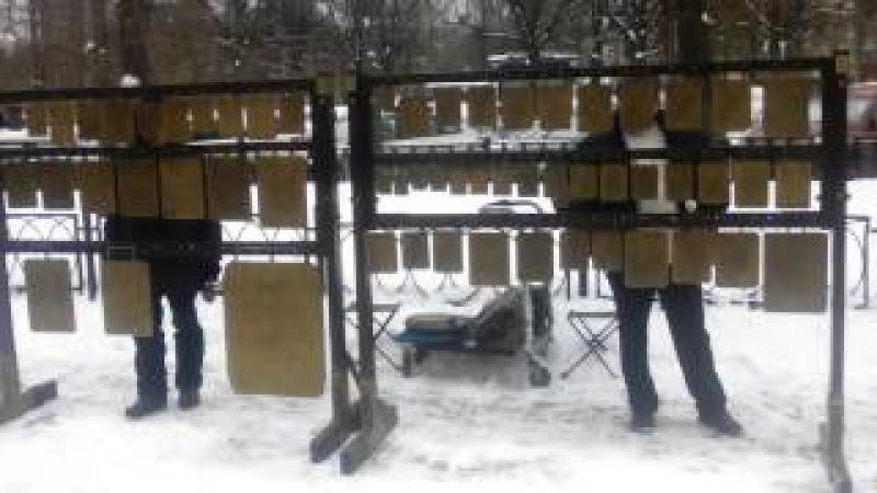 Небесная высь В парке Сокольках 28 01 2016 смотреть онлайн без регистрации