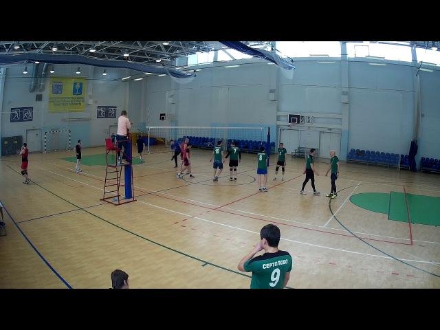VolleySert - MelonFashionGroup 3-2 КВЛ 2018, Медиум 3, часть2