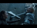 Game of Thrones - Arya Stark vs. Brienne of Tarth