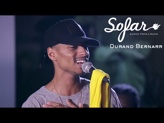 Durand Bernarr - Around | Sofar NYC