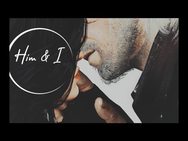 Yennefer Geralt | Him I