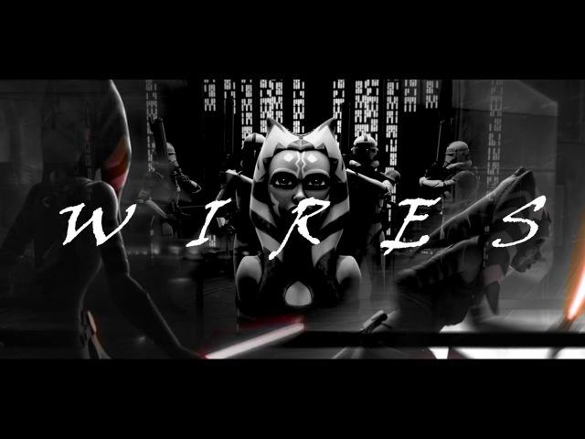 ►Dark!Ahsoka | | Wires| | Clone Wars AU | | HD