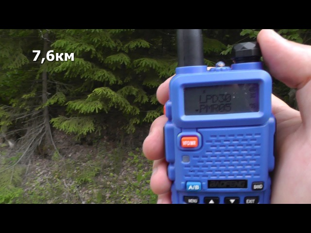 Тест различных антенн для раций. Выбор антенны к Baofeng UV5R и тест на дальность