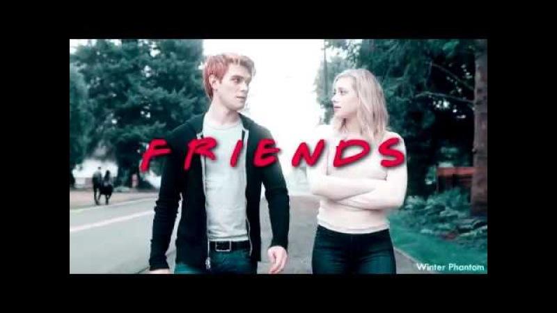 Betty Archie FRIENDS *Official Friendzone Anthem*