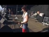 The Subways - Rock n Roll Queen live @ RipCurl BoardMasters Newquay 2007