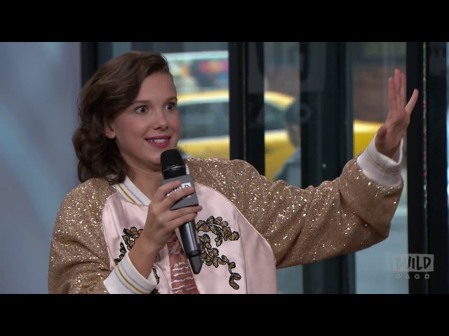 Millie Bobby Brown's Kiss With Finn Wolfhard Began With A Funny Whisper In Stranger Things 2