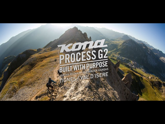Processing the French Alps - Jordan Regnier and Alexander Kangas ride Tignes/Val D' Isere