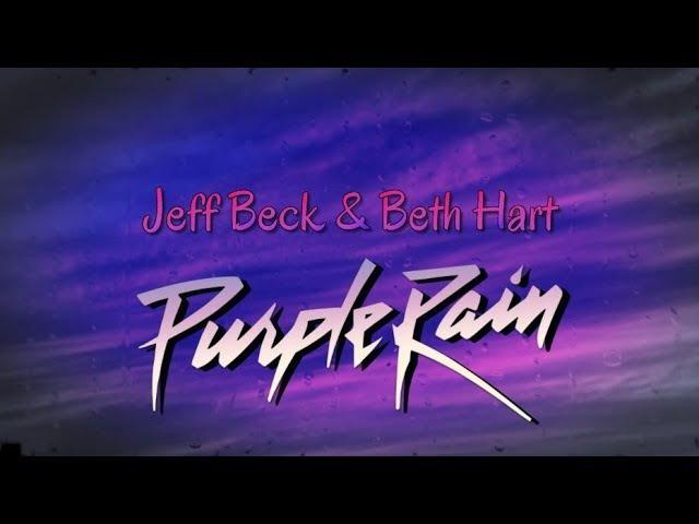 Jeff Beck Beth Hart - Purple Rain (Srpski prevod)