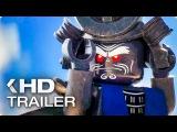 THE LEGO NINJAGO MOVIE Trailer 2 (2017)