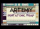 ARTEMIY PRODUCTION-PENTATONIC TRAP(APP MOBILE DAW CAUSTIC 3.2)
