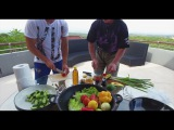 Денис Минин и Голтис (ч.2) - Самый вкусный салат о. Бали