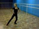 Урок хореографии для фигуристки экзерсис растяжки