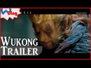 Wukong 2017 Official Trailer ft Eddie Peng - Fantasy Movie