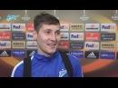 Далер Кузяев на «Зенит-ТВ» «Смутно помню, как забил. Увидел только, что мяч оказался в сетке»