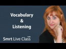 Vocabulary Listening - Pre-Intermediate English with Nicole 11