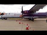 Погрузка в самолет ATR 72 - Cambodia Angkor Air