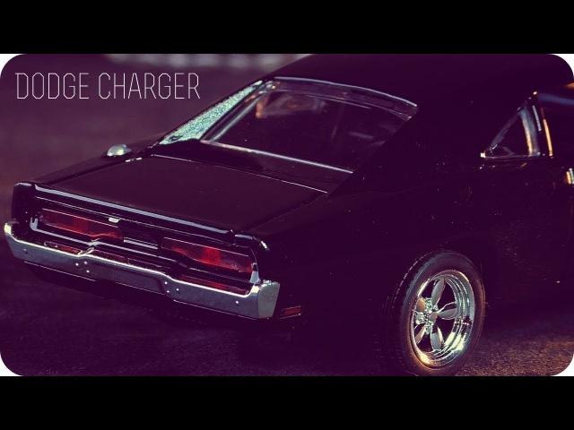 🔥 Легендарный маслкар 🔥 Доминика Торетто - Dodge Charger R/T Fast And Furious' 1970 1:32