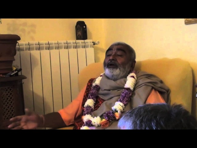 Sadhu Maharaja Radhe Radhe Govinda