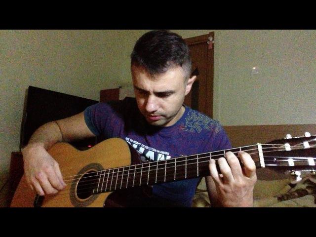 История моя - грустная, но красивая песня под гитару