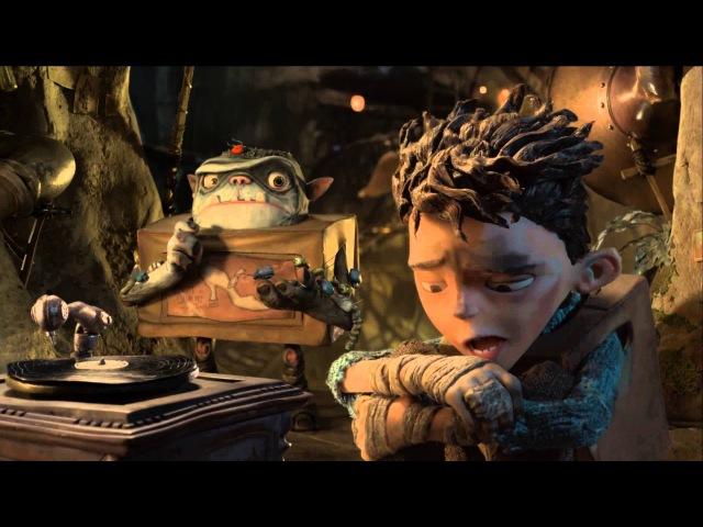 Семейка монстров | The Boxtrolls (2014)