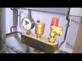 Два котла Buderus Logano G234 мощностью по 60кВт подключенные в каскад (СтроимТепло.Ру)