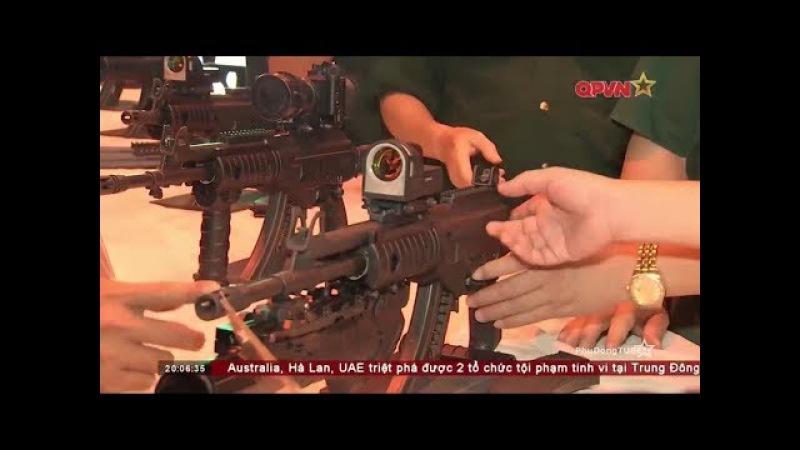 Nhà máy Z111 sản xuất súng bộ binh thế hệ mới cho Quân đội Việt Nam