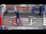 28-ой Турнир по боксу класса «А» памяти МС Ю. Капитонова и В. Кузина (ФИНАЛ-2018 г.) Рома Жиган .