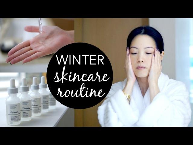 Winter Evening Skincare Routine | Gothamista
